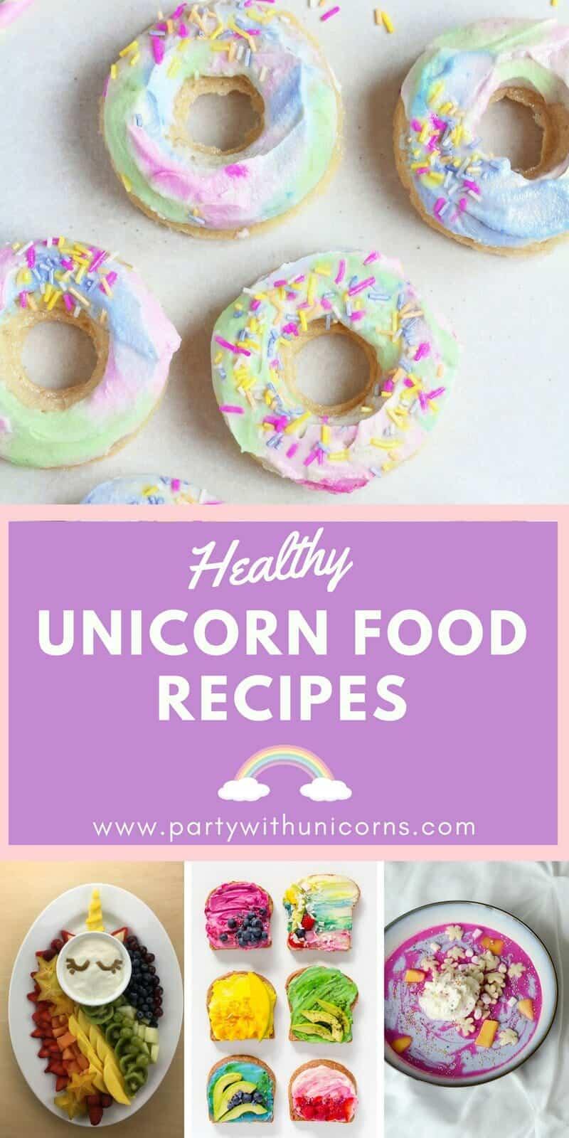 Healthy Unicorn Foods