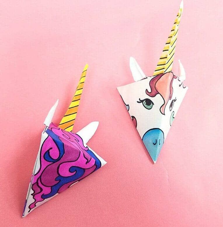 Unicorn Paper Craft