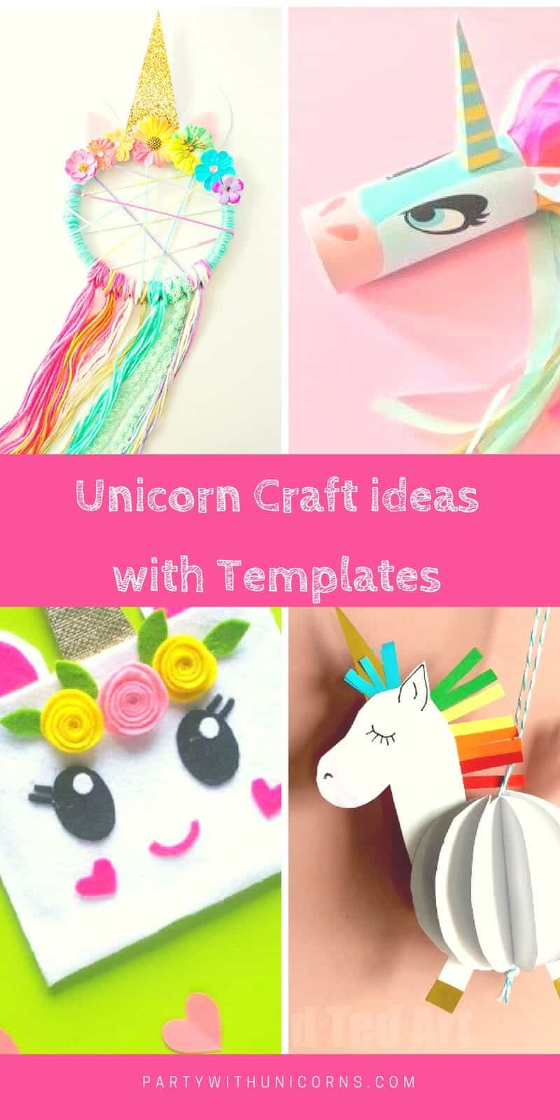 Unicorn Craft ideas