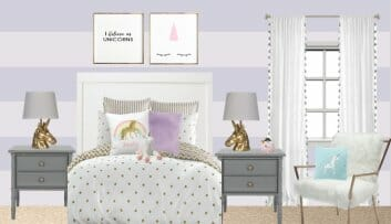 Unicorn Bedroom