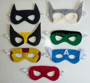 DIY_Superhero_Masks
