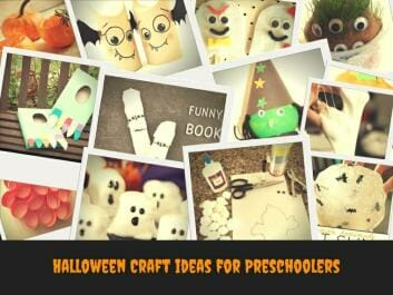 Easy Halloween Craft Ideas for Toddlers