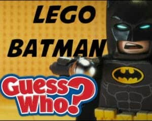 Lego Batman Printable