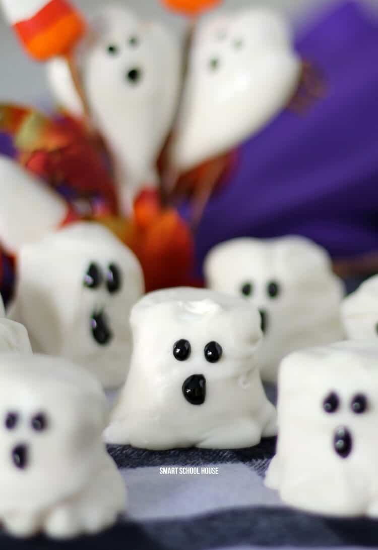 Marshmellow Ghosts