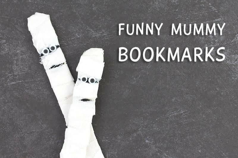 Mummy Bookmarks