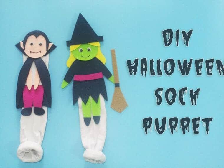 Halloween Hand Puppet