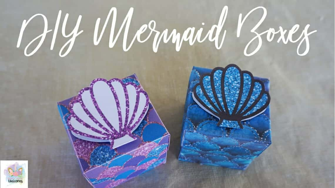 Mermaid Boxes