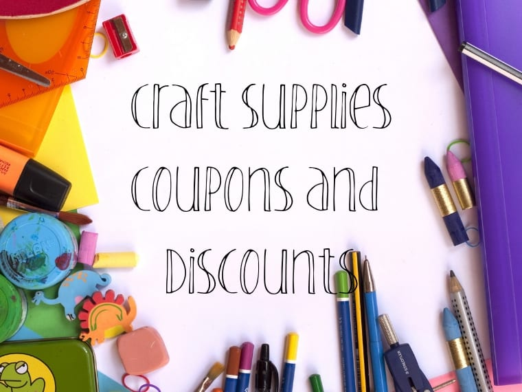 Craft Discounts Page