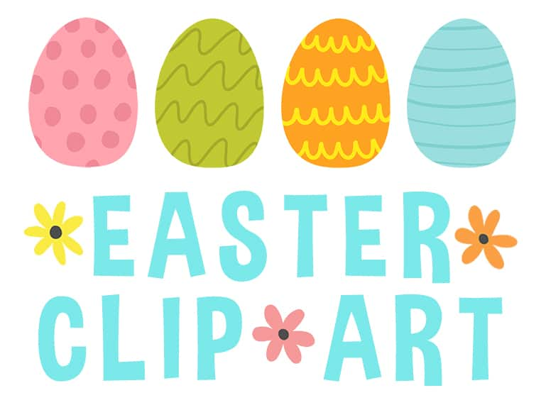 Easter Clip Art Featured Image