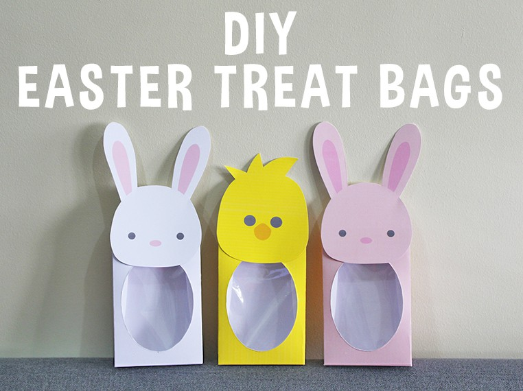 Easter Treat Bags Featured Photo