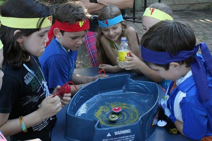 Host a Beyblade Tournament