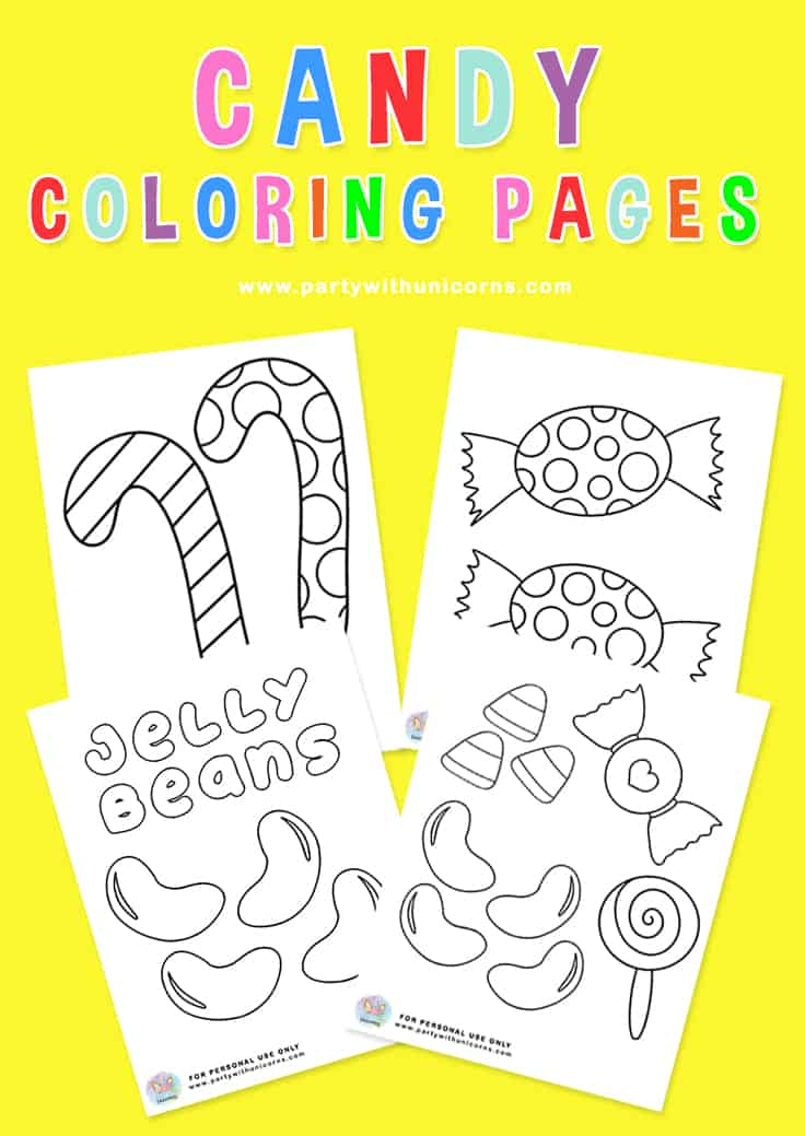 Unicorns free to color for kids - Unicorns Kids Coloring Pages | 1039x736