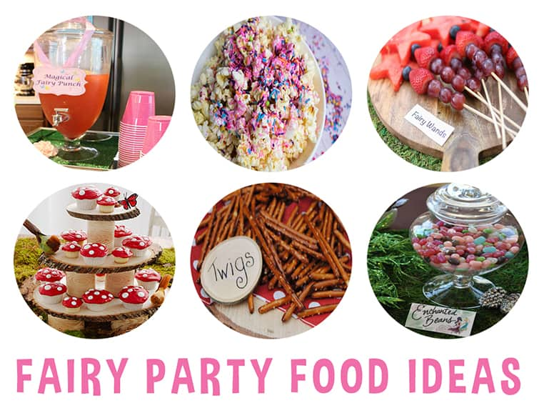 Fairy Party Food Featured Image