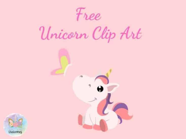 Unicorn Clipart - Free Download