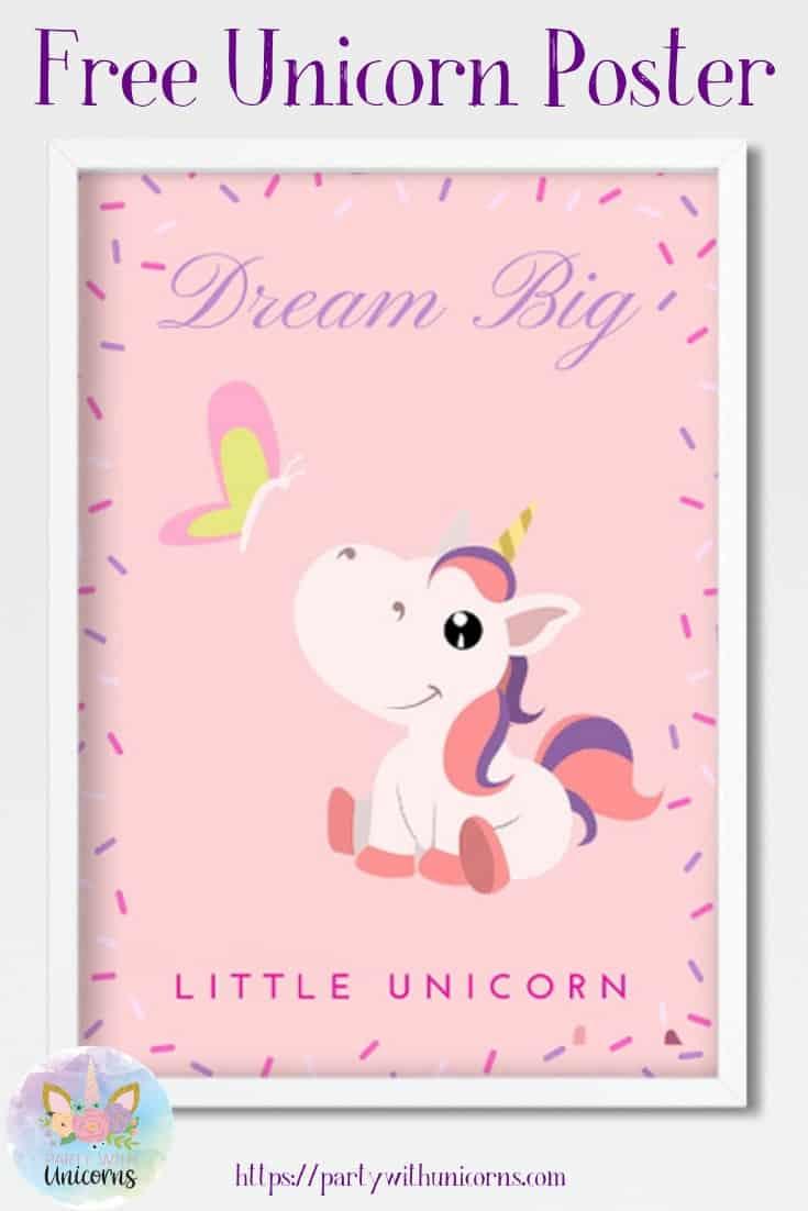 Free Unicorn Posters