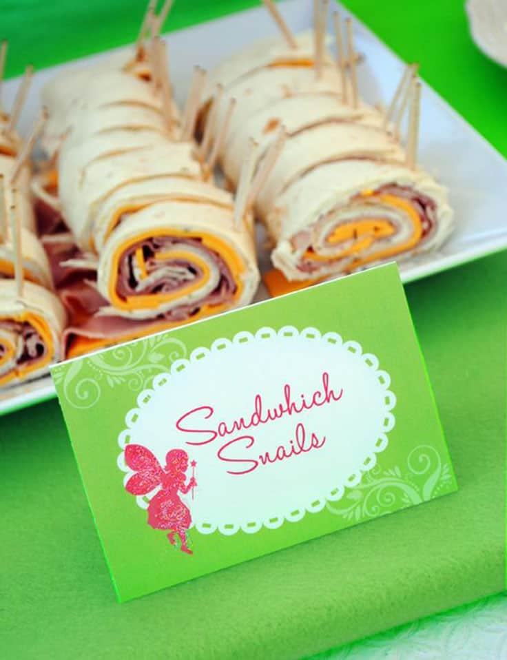 Sandwich Snails
