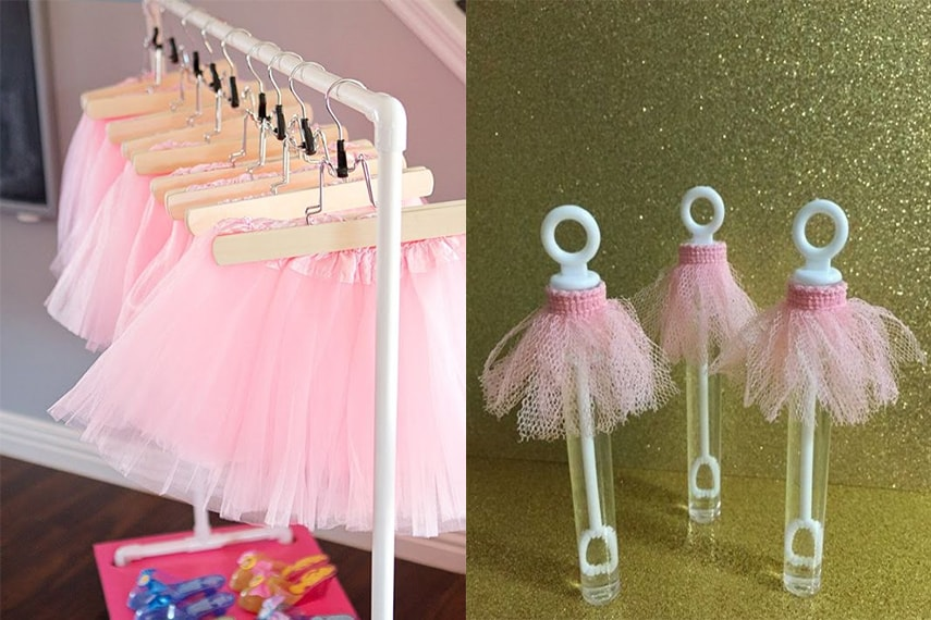 Ballerina Party Giveaways
