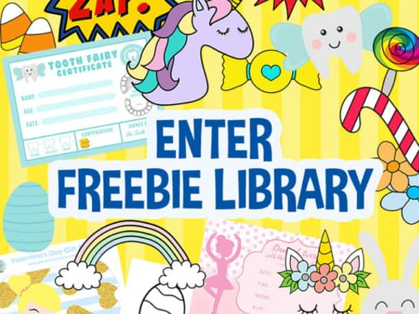 Enter Freebies Library