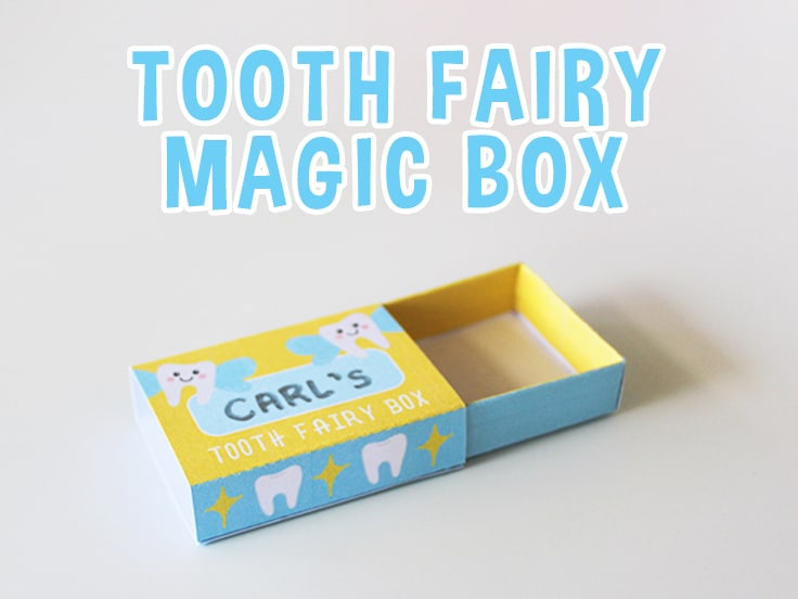 Tooth Fairy Magic Box Featured Image