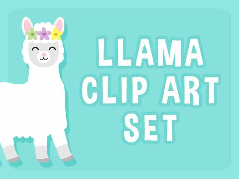 Llama Clip Art Featured Image
