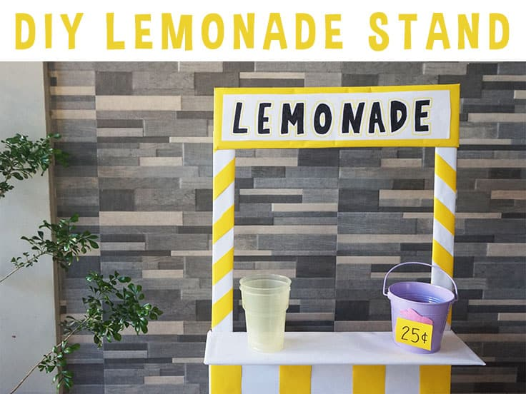 DIY Lemonade Stand Featured Image