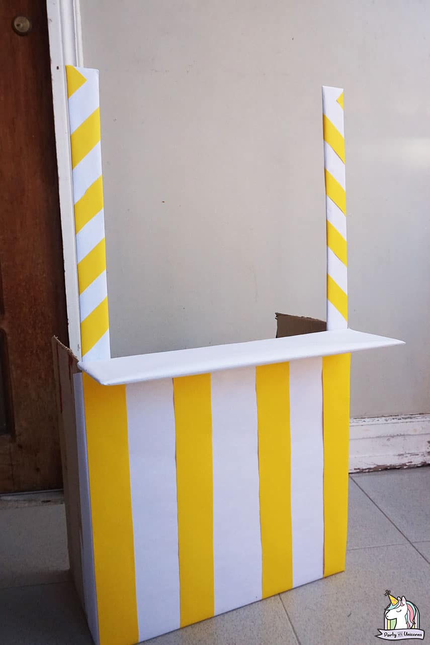Lemonade Stand Step 6