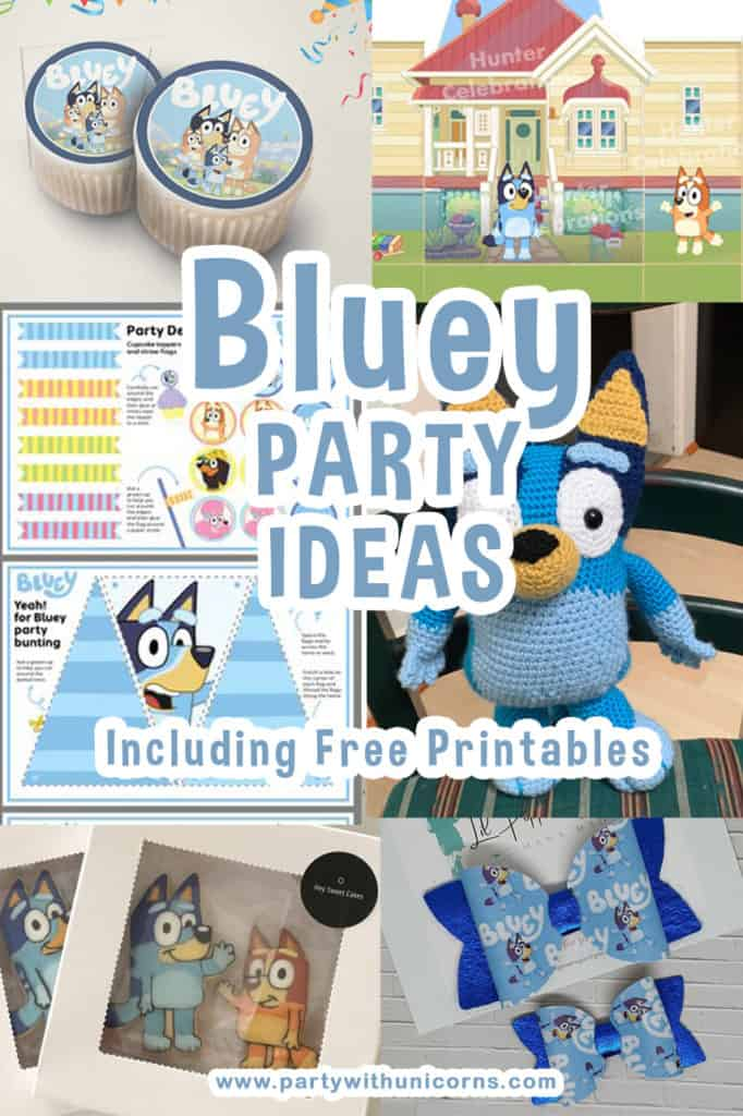 Bluey Party Ideas