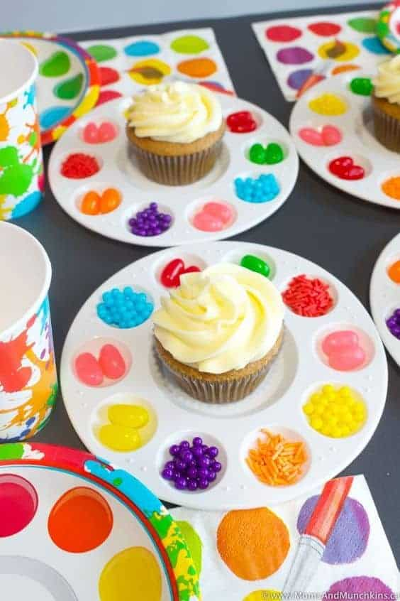 Decorate-a-Cupcake Activity