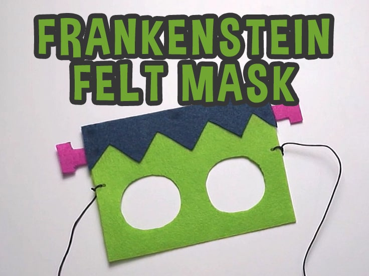 Kids Frankenstein Mask