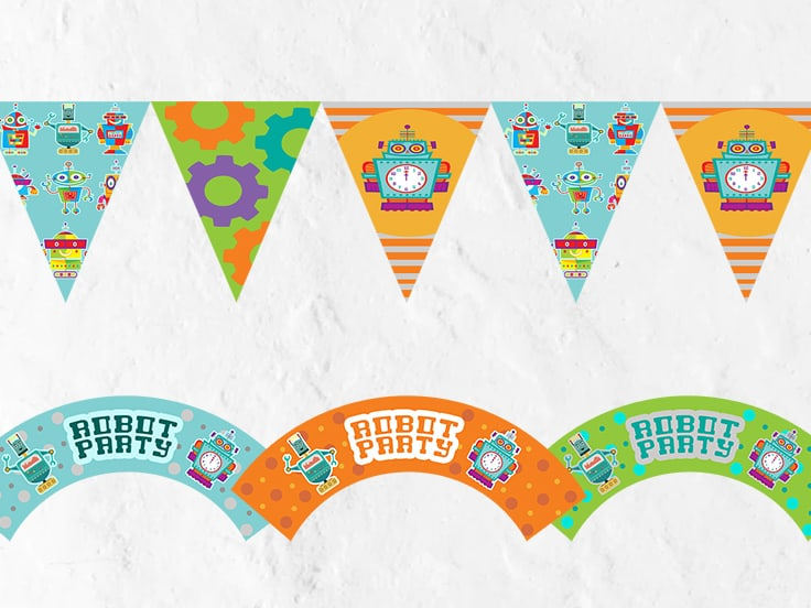 Free Kids Party Printables