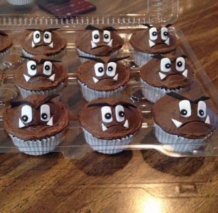 Goomba Muffins
