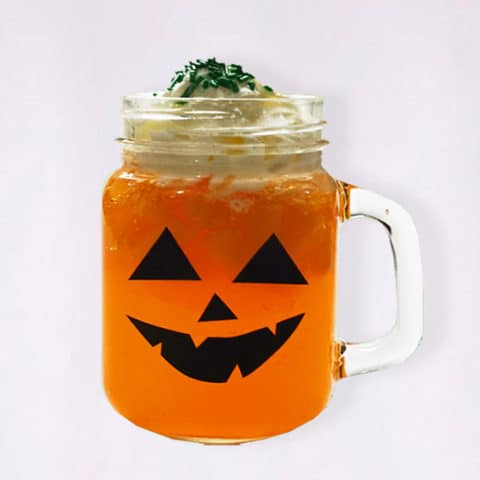 Jack-o-Latern Punch Recipe - Halloween Punch for Kids
