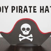 Printable Pirate Hats