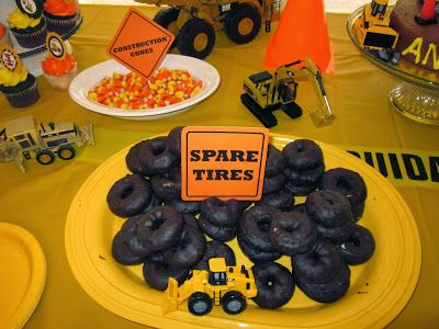 Spare Tires Donuts