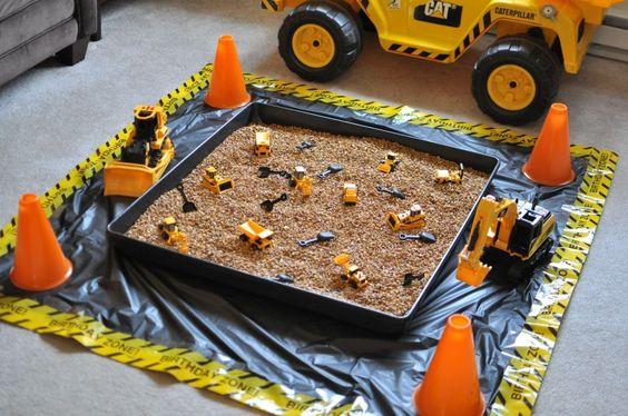 Digging Pit Corner