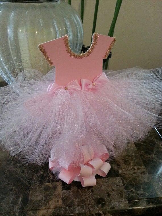 Ballerina Tutu Centrepiece