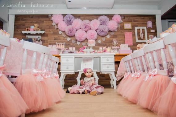 Tutu Chair Skirting