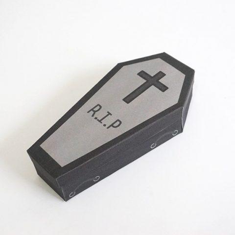 Coffin Favor Box