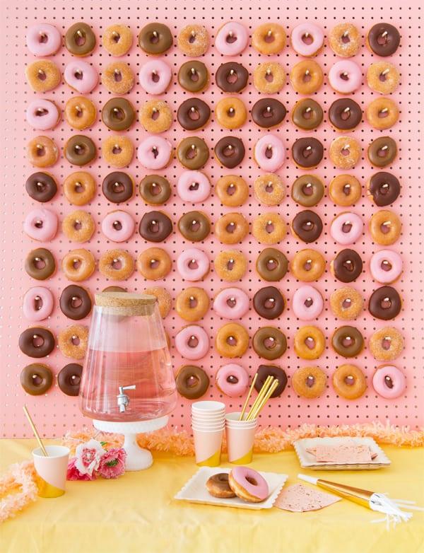 DIY Donut Pegboard