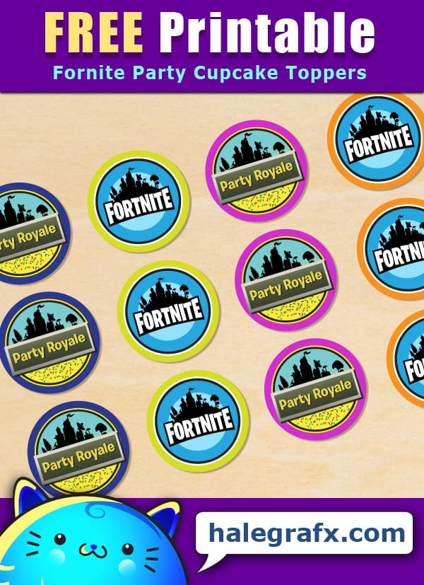 picture regarding Fortnite Printable titled 16 Absolutely free Fortnite Social gathering Printables