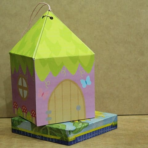 Fairy House Treat Box