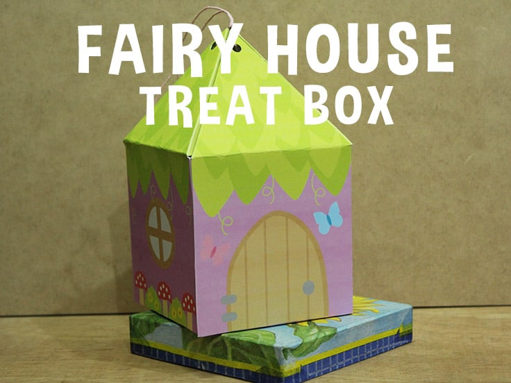 Fairy Favor Box