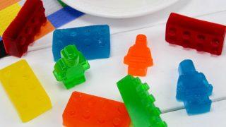 Jello Legos Recipe