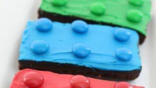 Lego Brownies Recipe