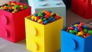 Lego M&Ms