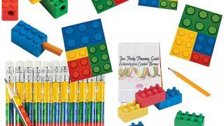 Lego Party Favor Bundle