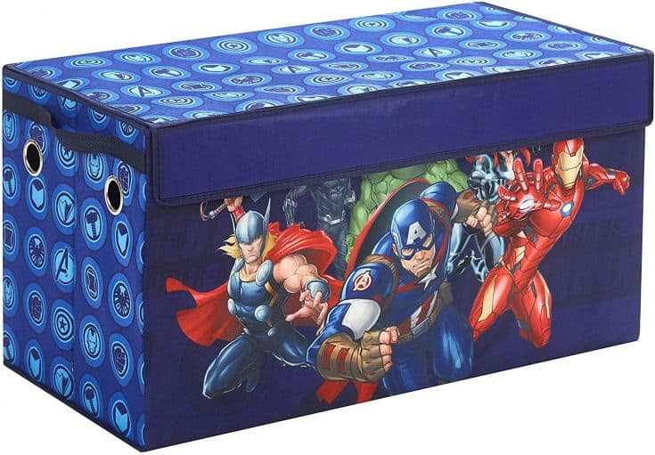 Superhero Storage Trunk