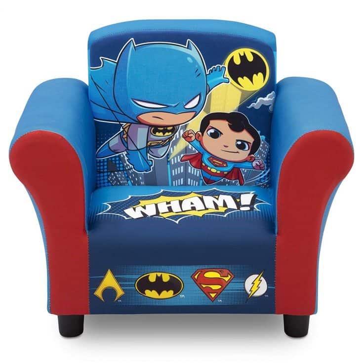 Superhero Upholstered Chair