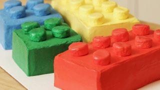 Lego Cake Recipe