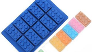 Silicone Mould - Lego Bricks